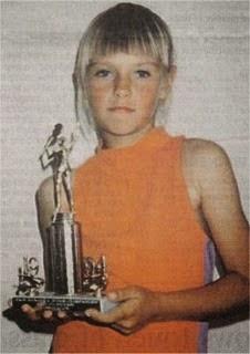 Maria Sharapova Childhood 3