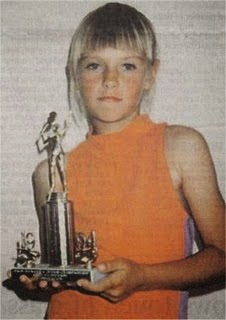 Maria Sharapova Childhood 3